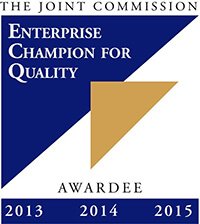 joint commission enterprise champion for quality award