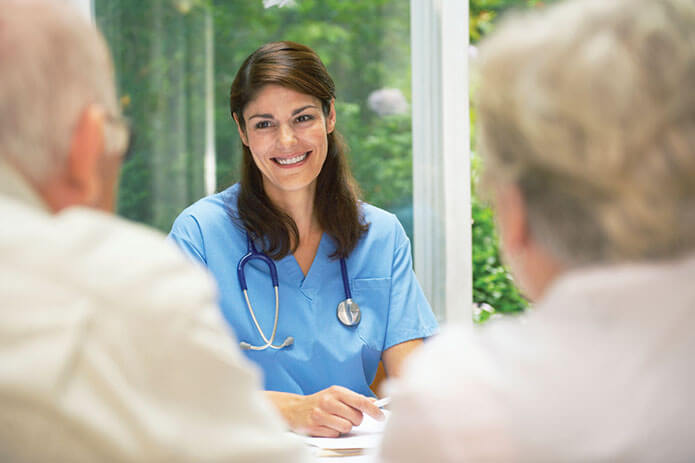 registered nurses are assigned to every case