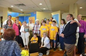brightstar care sponsors young inventors out to help seniors